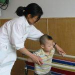 Dự án phục hồi chức năng bại não cho trẻ em