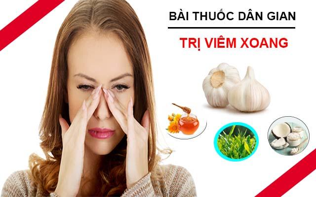 Bai Thuoc Dan Gian Tri Viem Xoang