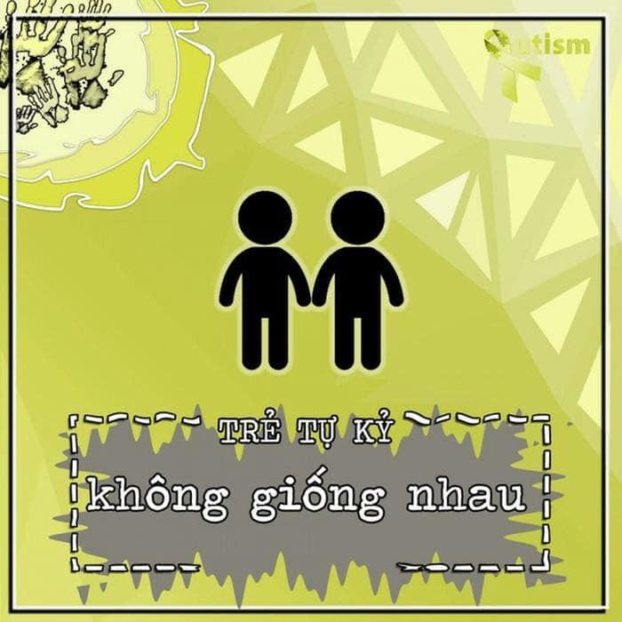 Tre Tu Ky Khong Giong Nhau