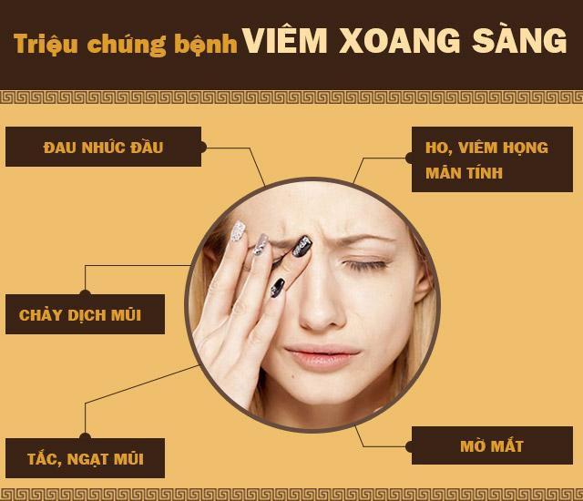 Trieu Chung Viem Xoang Sang