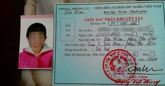 Giay Chung Nhan Khuyet Tat