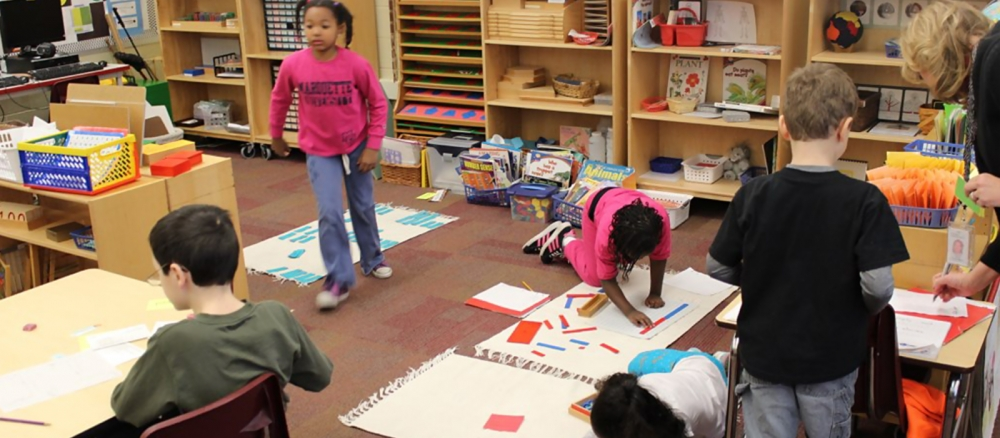 Montessori – Phương pháp giáo dục hiệu quả nhất cho trẻ 3