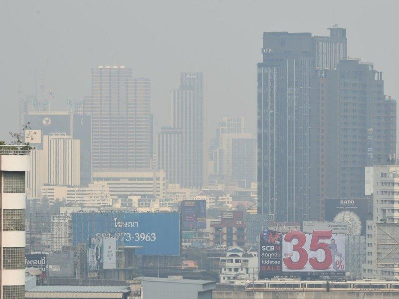 Ô nhiễm không khí là một nguyên nhân gây đau họng mủ (nguồn: npr.org)