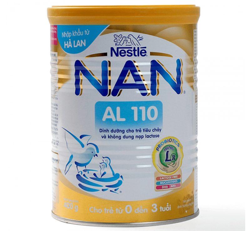[Review] Sữa Nan Nga cho trẻ sơ sinh từ 6 tháng có tốt không?