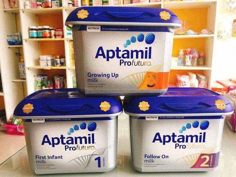 Chỉ dùng sữa Aptmil Profutura Pre cho trẻ sinh non khi được chỉ định của bác sĩ