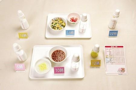 Sữa là nguồn dĩnh dưỡng chính trong khẩu phần ăn 1 ngày của bé