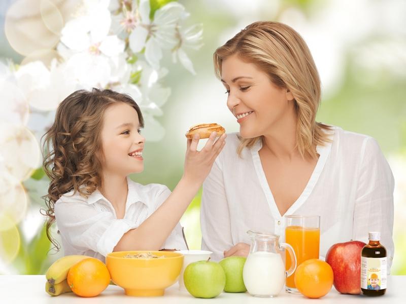 Nên bổ sung một lượng vitamin C vừa đủ cho trẻ