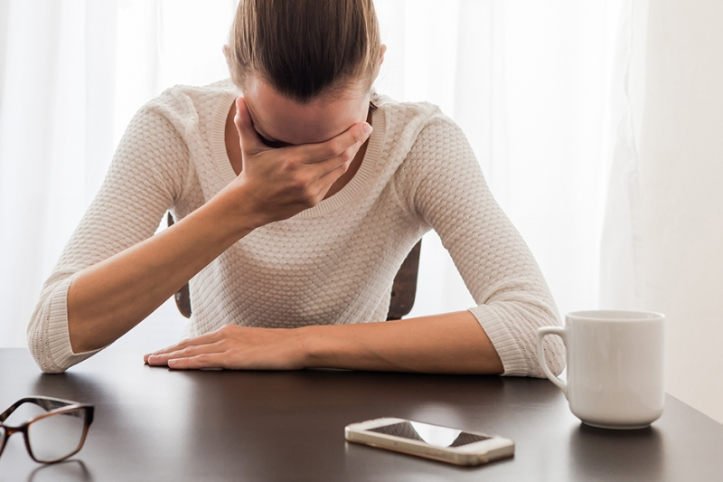 Rối loạn tâm lý khiến người bệnh mệt mỏi (Nguồn: healthplus..vn)
