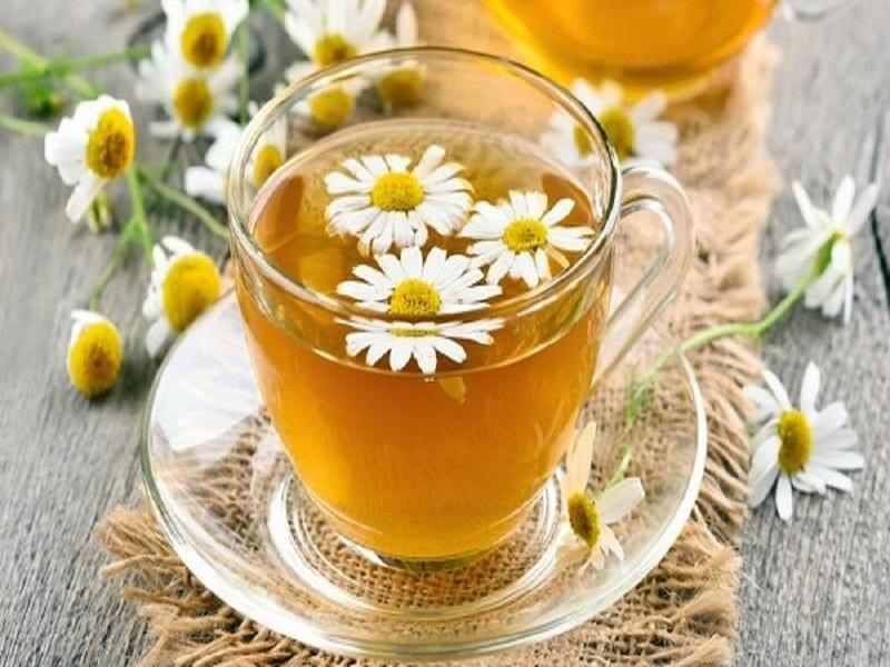 Uống trà thảo dược giúp cơ thể được thanh lọc, giải độc