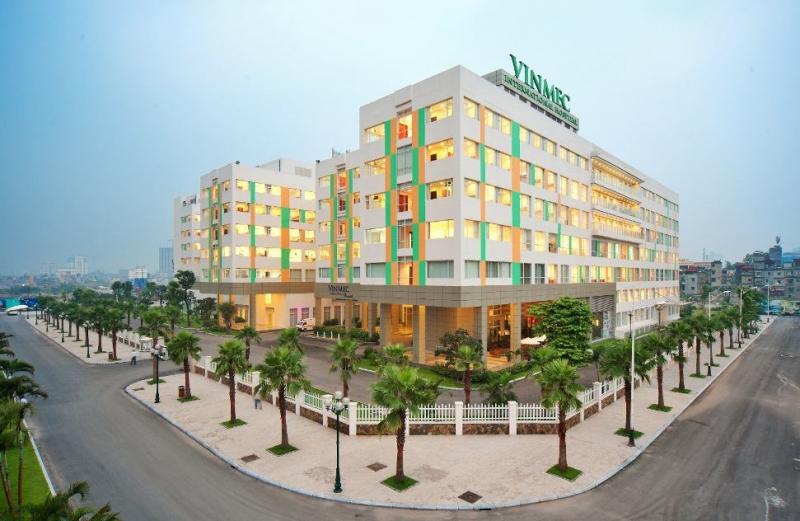 Bệnh viện Vinmec Times City tại TP. Hà Nội