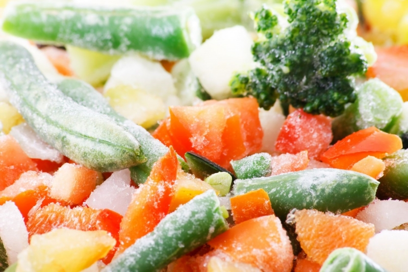 Thực phẩm đông lạnh không tốt cho bệnh nhân đau dạ dày