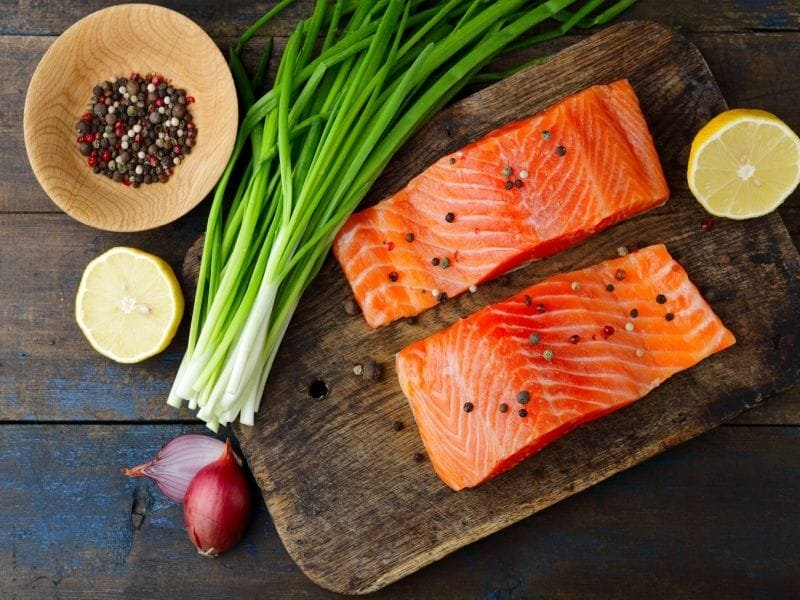 Thực phẩm giàu protein và ít chất béo