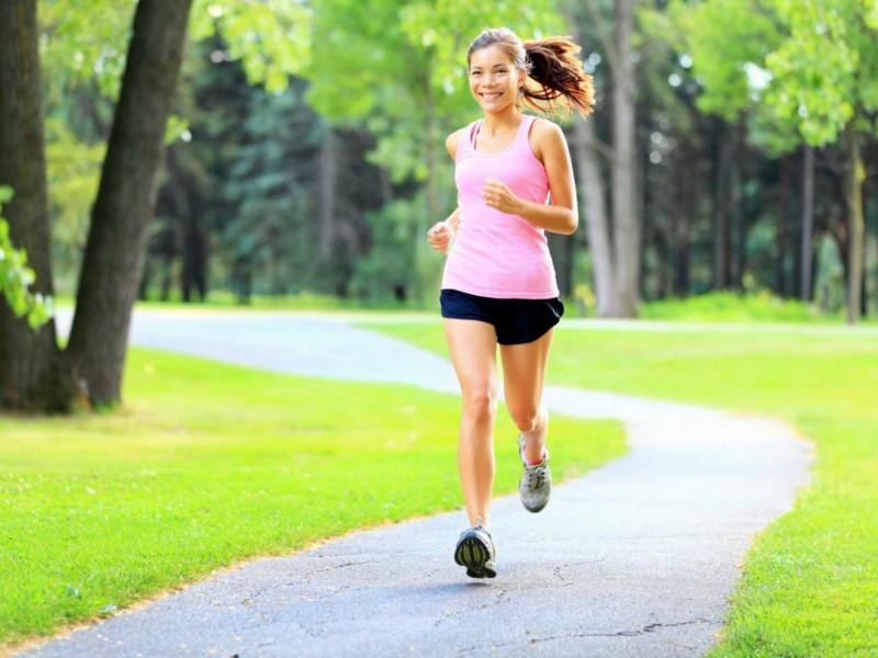Luyện tập thể dục giúp bảo vệ dạ dày, sức khỏe