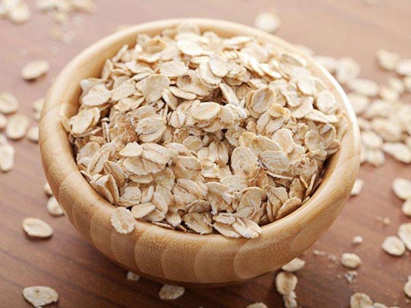 Bột yến mạch kết hợp khoai mì là món ngon và chống viêm loét dạ dày