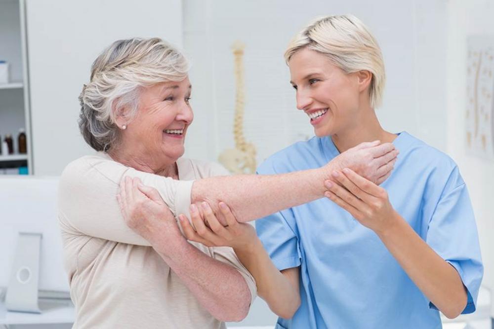 Tập phục hồi các cơ bên liệt