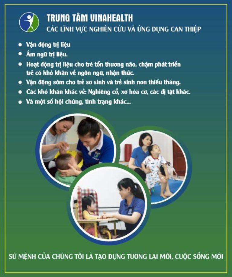 trung tâm vật lý trị liệu phục hồi chức năng tốt nhất Hồ Chí Minh